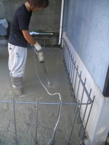 耐圧コンクリート