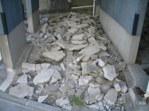 車庫解体②