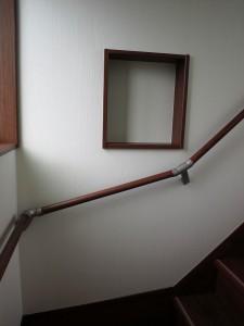 階段部ニッチ