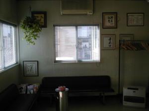 リフォーム前の待合室