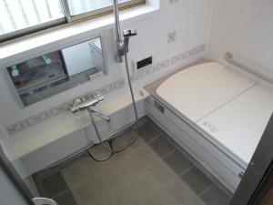 浴室(改修後)