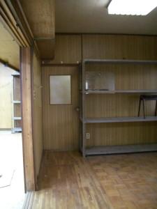 1階居室既存