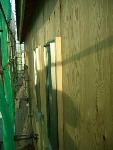 壁構造用合板